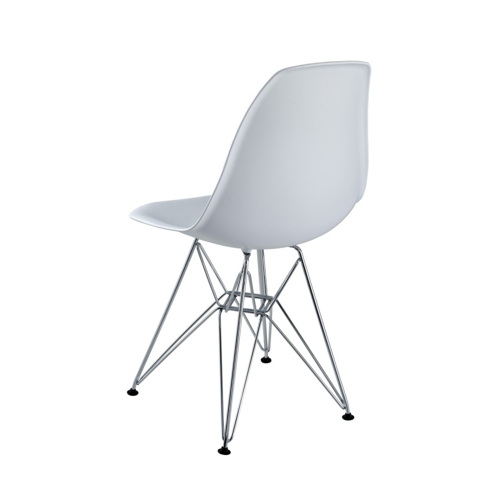White Ceremony Wire Chair 4
