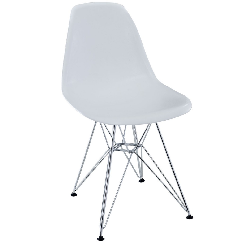 White Ceremony Wire Chair