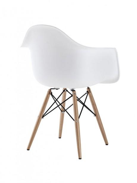 White Ceremony Wood Armchair 3 461x614