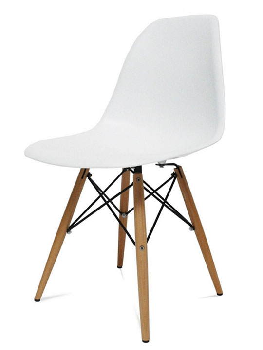 White Ceremony Wood Chair 3 2 1