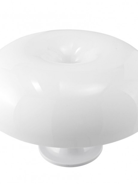 White Dome Table Lamp 2 461x614