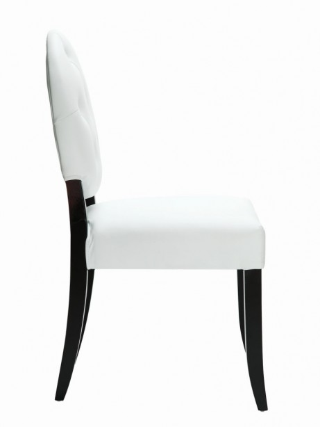 White Heirloom Dining Chair 2 461x614