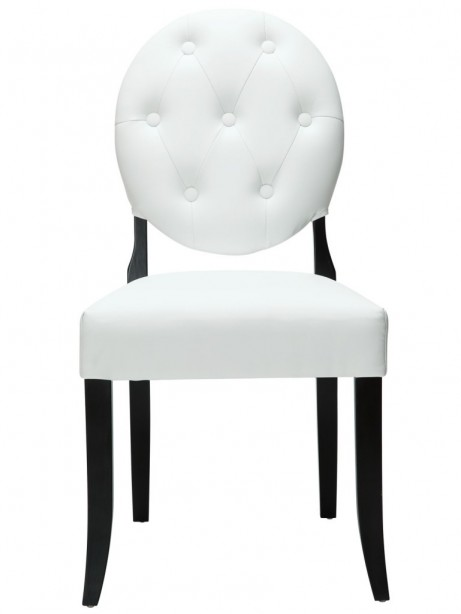 White Heirloom Dining Chair 3 461x614