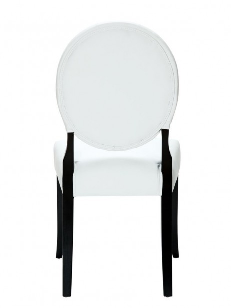 White Heirloom Dining Chair 461x614