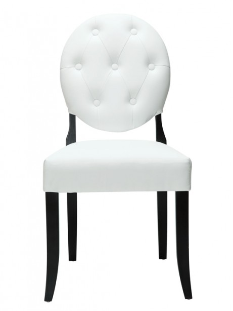 White Heirloom Dining Chair1 461x614