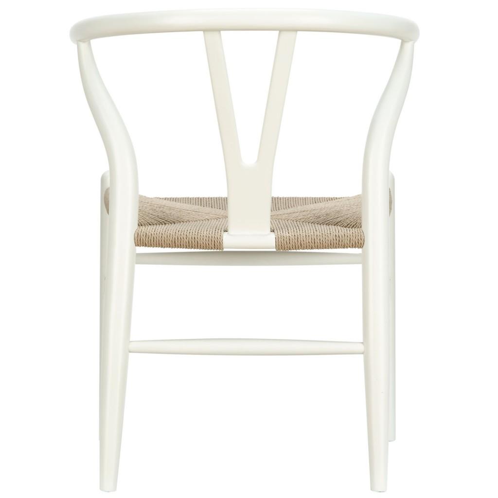White Hemp Chair 4