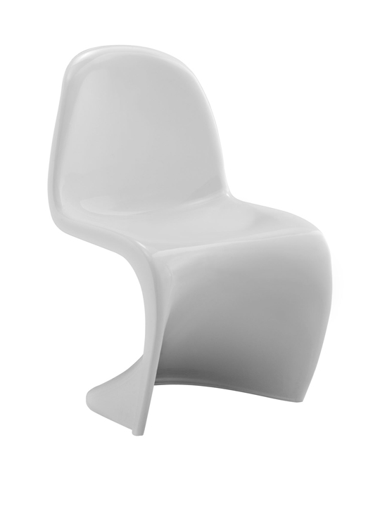 White Kids Blaze Chair