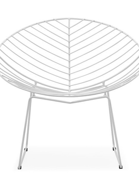 White Maldives Chair 461x600