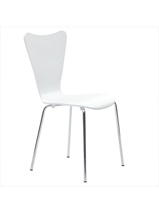 White Nano Chair