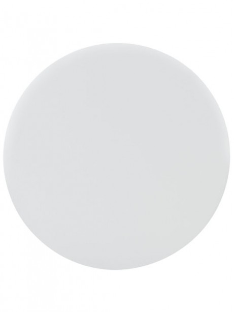 White Ombre Wood Circle Dining Table 3 461x614