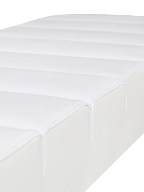 White Paragon 3 Seater Bench 4 461x614