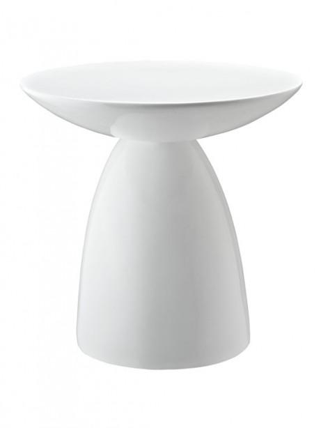 White Pebble Side Table 3 461x614
