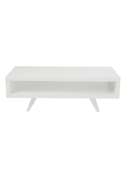 White Retromod Coffee Table1
