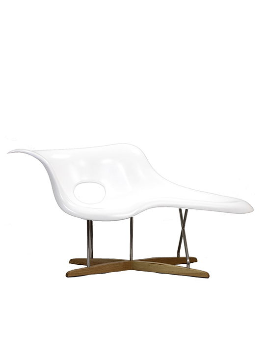 White Swan Chaise Chair1