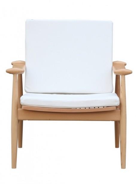 White Zealand Chair 461x614