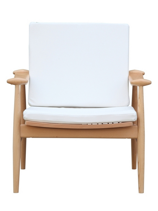 White Zealand Chair