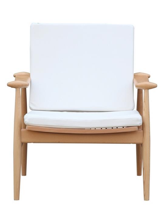 White Zealand Chair