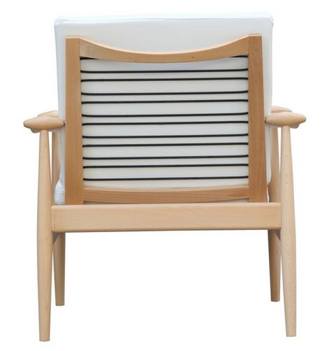 White Zealand Lounge Chair 2 461x502