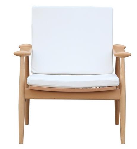 White Zealand Lounge Chair 4 461x503