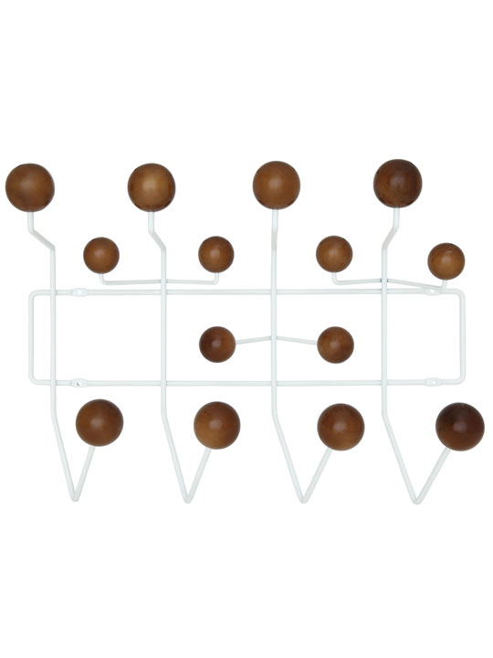 Wood Spot Coat Rack 2