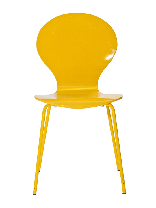 Yellow Dandy Chair
