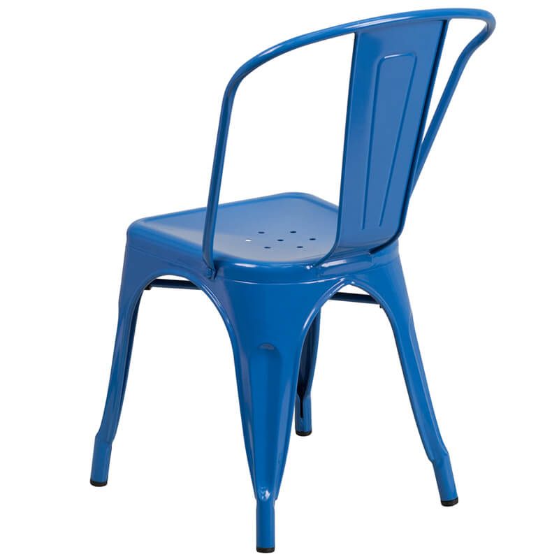 blue talix chair