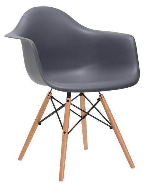 ceremony wood armchair grey 461x600