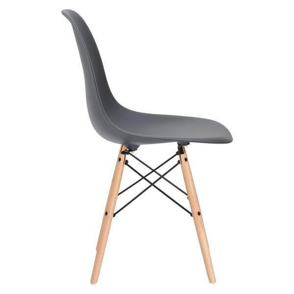 ceremony wood chair grey 3