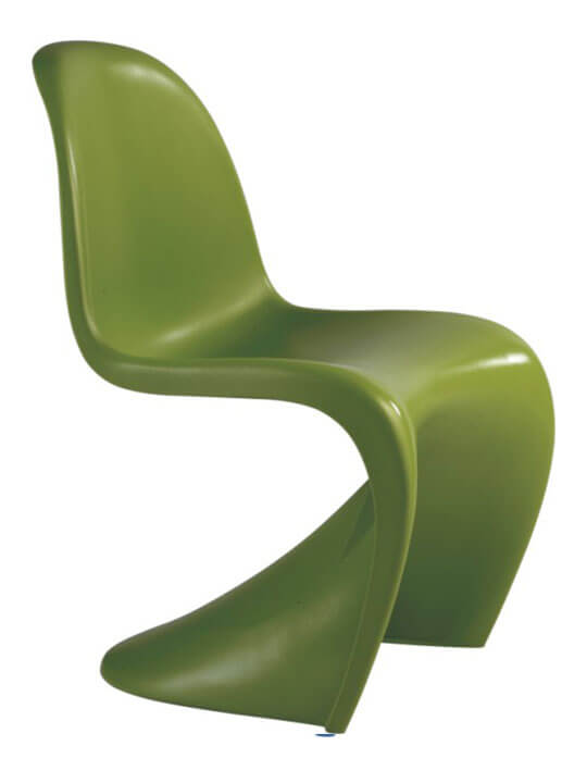 kids blaze chair green