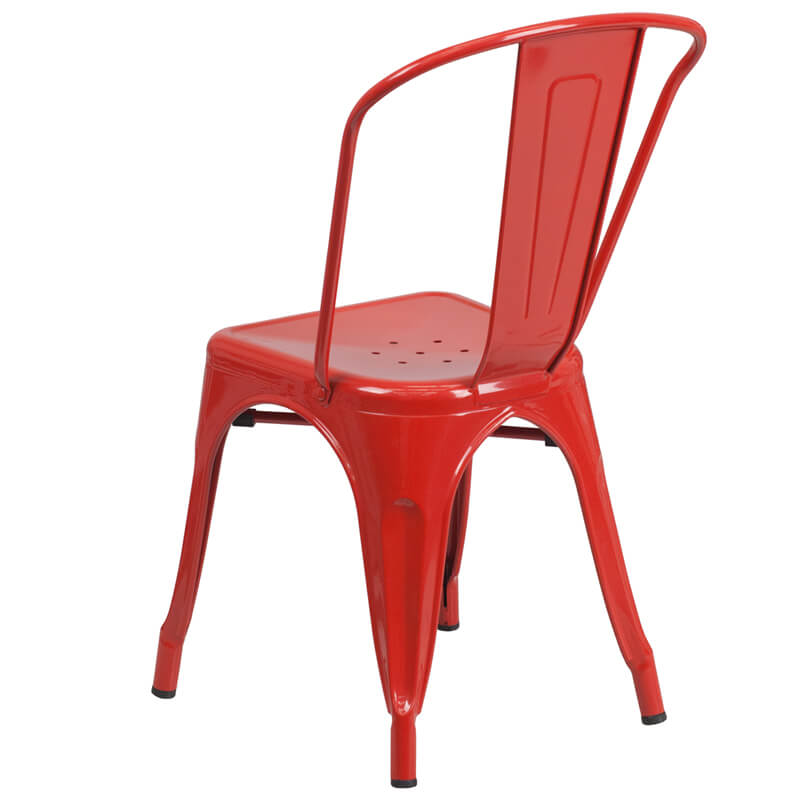 red talix chair
