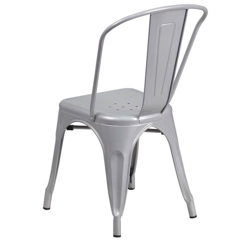 silver tonic chair