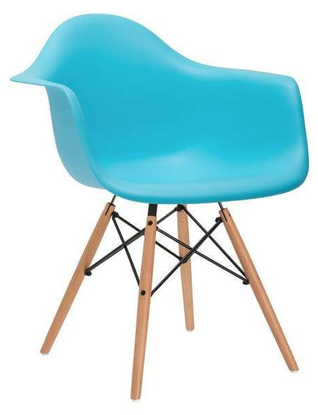 sky blue wood chair 461x600