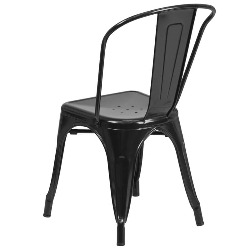 tonic metal chair