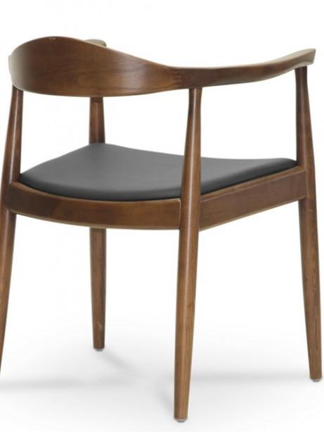 walnut wood 1919 mid century chair 2 461x614