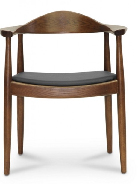 walnut wood 1919 mid century chair 3 461x614