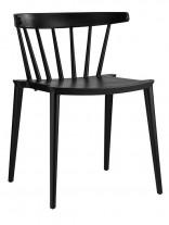 Black Doral Chair1 156x207