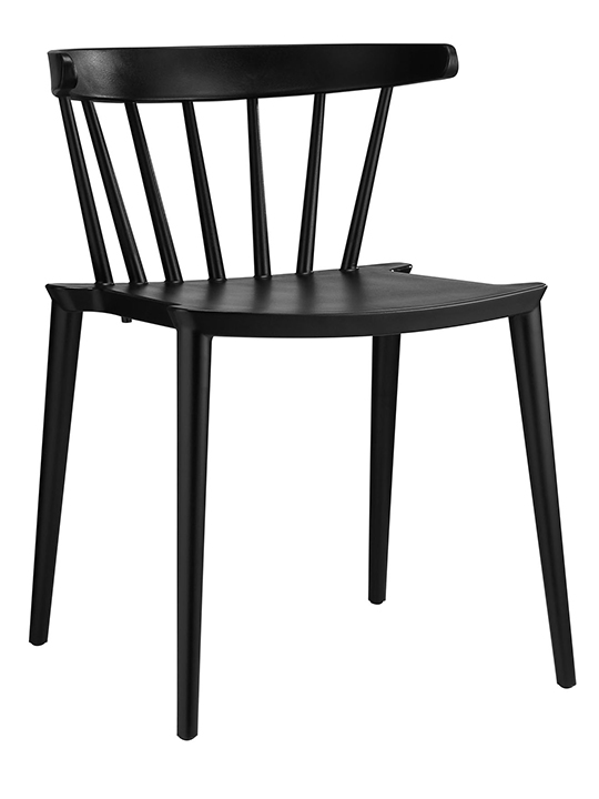 Black Doral Chair1