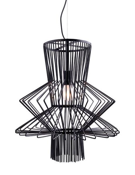 Spool Pendant Light 3 461x600