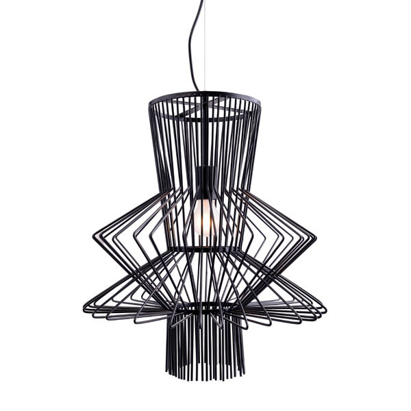 Spool Pendant Light 3