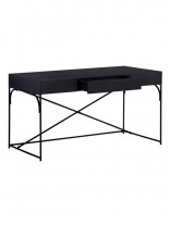 Black Parkside Desk 156x207