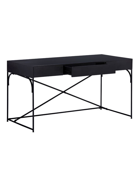 Black Parkside Desk