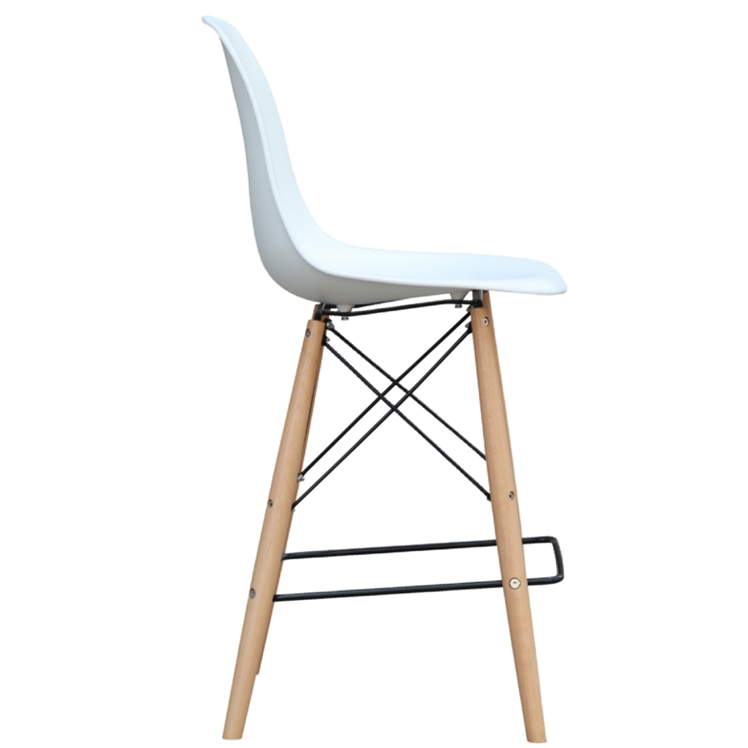 Ceremony Wood Counter Stool 2