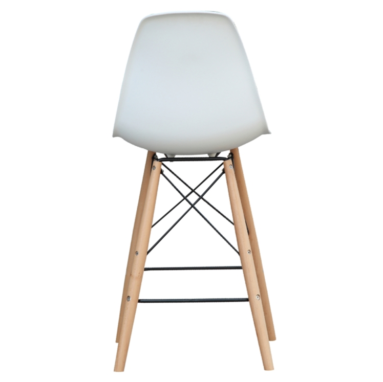 Ceremony Wood Counter Stool 4