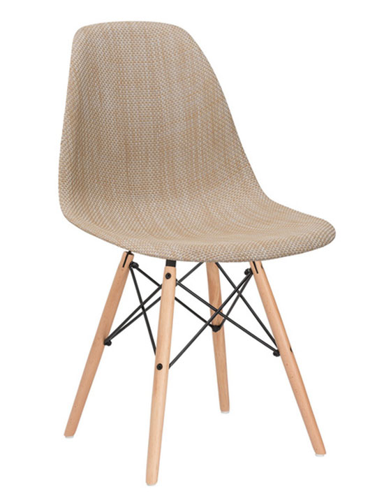 Ceremony Woven Chair Beige 3