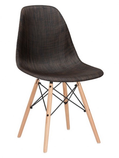 Ceremony Woven Chair Brown 1 461x614