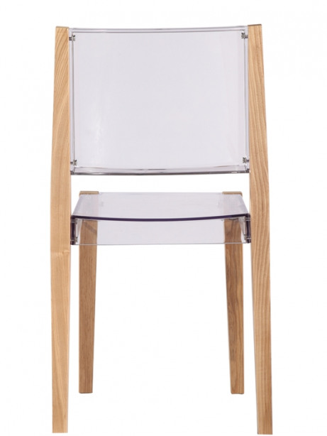 Clear Wood Square Chair 6 461x614