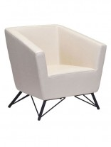 Cream Balan Chair 156x207