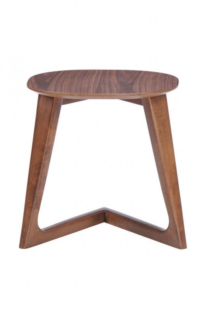 Kent Side Table Brickell Collection Modern Furniture Store