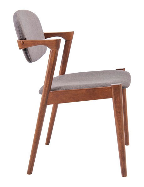 Light Gray Avalon Chair 5 461x600