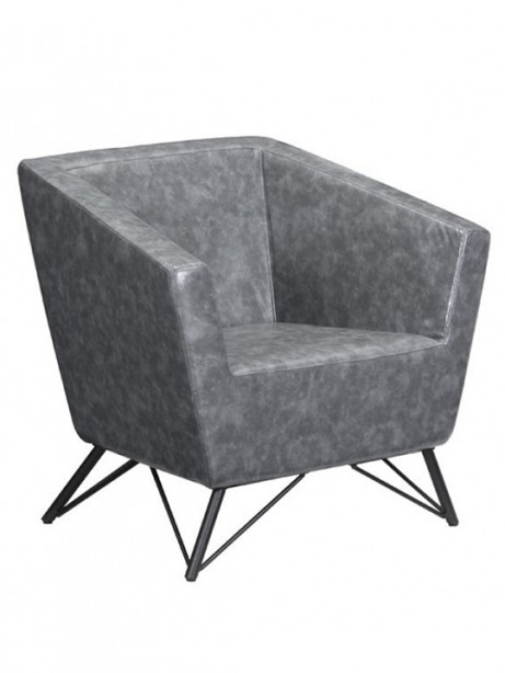 Stone Gray Balan Chair 461x614
